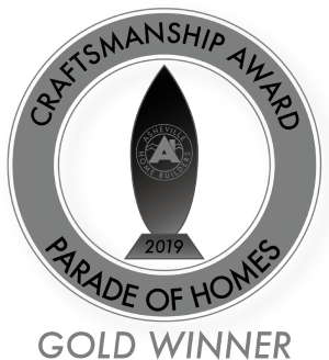 2019 Parade of Homes Gold Winner